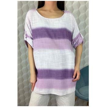 Vêtements Femme Tops / Blouses Fashion brands 156485V-LILAC Lila