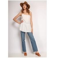 Vêtements Femme Tops / Blouses Fashion brands 490-WHITE Blanc
