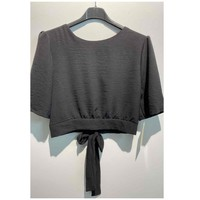 Vêtements Femme Tops / Blouses Fashion brands 5172-BLACK Noir