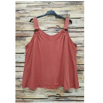 Vêtements Femme Tops / Blouses Fashion brands 3841-RASPBERRY Rose