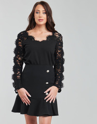 Vêtements Femme Tops / Blouses Moony Mood PABSCONE Noir