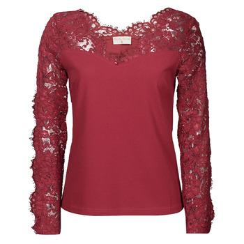 Vêtements Femme Tops / Blouses Moony Mood PABSCONE Pourpre