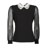 Vêtements Femme Tops / Blouses Moony Mood PACHAN Noir