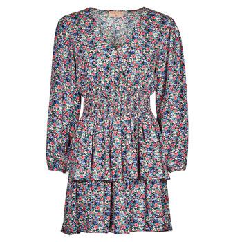 Vêtements Femme Robes courtes Moony Mood PAPIS Rose