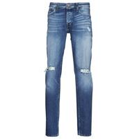 Vêtements Homme Jeans slim Jack & Jones JJITIM JJORIGINAL Bleu medium