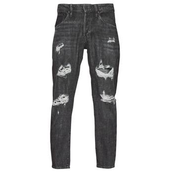 Vêtements Homme Jeans slim Jack & Jones JJIFRANK JJLEEN Noir
