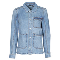 Vêtements Femme Vestes en jean Vero Moda VMSMILLA Bleu
