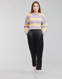 Vêtements Femme Pantalons fluides / Sarouels Vero Moda VMKYRA Noir