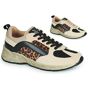 Chaussures Femme Baskets basses Vanessa Wu LOMBARDE Beige