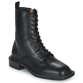 Chaussures Femme Bottines Vanessa Wu ALIZE Noir