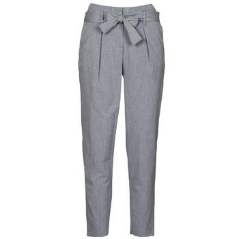 Vêtements Femme Chinos / Carrots Only ONLNICOLE Gris