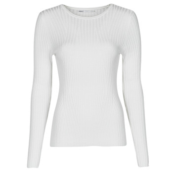 Vêtements Femme Pulls Only ONLNATALIA Ecru