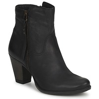 Chaussures Femme Bottines Dream in Green HAYDAR Noir