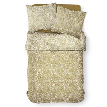 Maison & Déco Parures de lit Today MAWIRA 2.16 Jaune