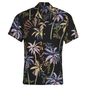 Vêtements Homme Chemises manches courtes Jack & Jones JORTROPICANA Multicolore