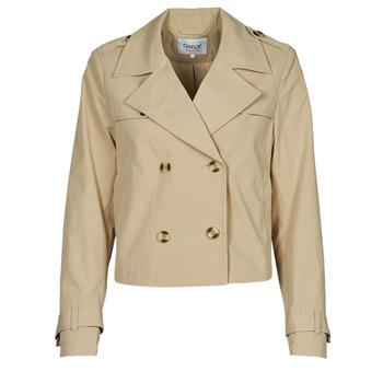 Vêtements Femme Vestes / Blazers Only ONLSANDIE Beige