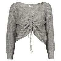 Vêtements Femme Pulls Yurban PAULA Gris
