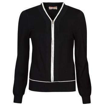 Vêtements Femme Gilets / Cardigans Moony Mood PACHUN Noir