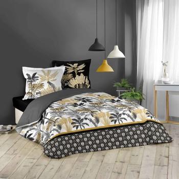 Maison & Déco Parures de lit Douceur d intérieur KARABA Blanc