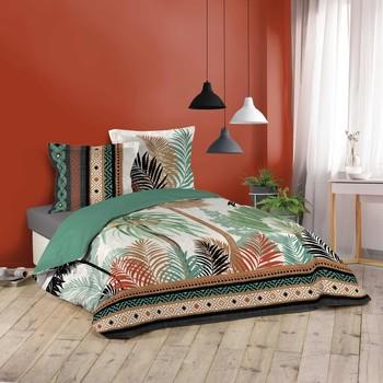 Maison & Déco Parures de lit Douceur d intérieur TERRA NOVA Blanc