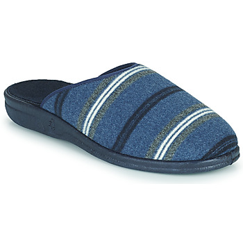 Chaussures Homme Chaussons Casual Attitude PAULIO Bleu