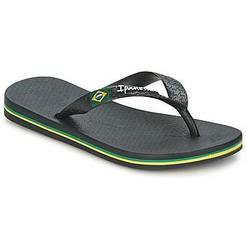 Chaussures Enfant Tongs Ipanema CLASSICA BRASIL II KIDS Noir