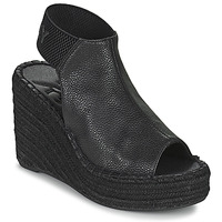 Chaussures Femme Sandales et Nu-pieds Replay JESS Noir