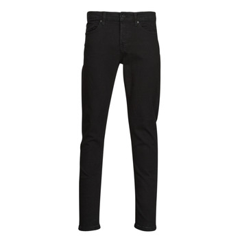 Vêtements Homme Jeans slim Only & Sons  ONSLOOM Noir