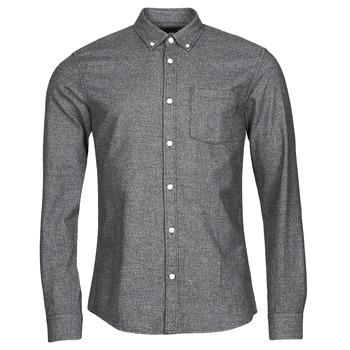 Vêtements Homme Chemises manches longues Only & Sons  ONSNIKO Gris
