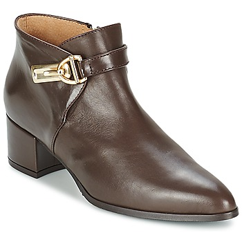 Chaussures Femme Low boots Marian MARINO Marron
