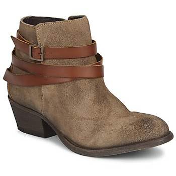 Chaussures Femme Bottines Hudson HORRIGAN Marron