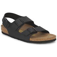 Chaussures Homme Sandales et Nu-pieds Birkenstock MILANO Noir