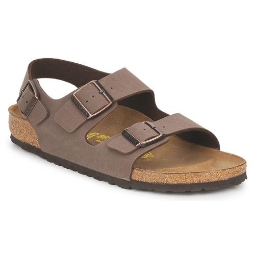 Chaussures Homme Sandales et Nu-pieds Birkenstock MILANO Marron