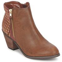 Chaussures Femme Bottines Blink MARA Camel