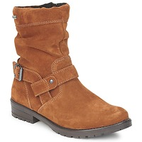 Chaussures Fille Boots Ricosta RAJSA Marron