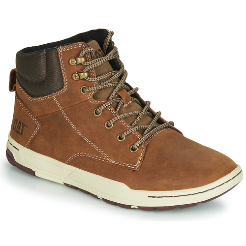 Chaussures Homme Baskets montantes Caterpillar COLFAX MID Marron