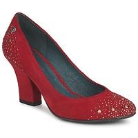 Chaussures Femme Escarpins Couleur Pourpre GEN Rouge