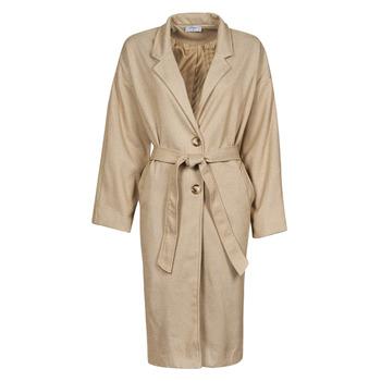 Vêtements Femme Manteaux Betty London PIXIE Beige