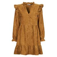 Vêtements Femme Robes courtes Betty London PRIXOUTE Camel