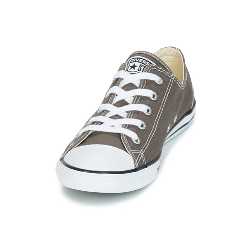 Converse CHUCK TAYLOR ALL STAR DAINTY OX Anthracite