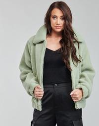 Vêtements Femme Blousons Yurban  Vert