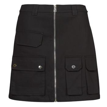 Vêtements Femme Jupes Yurban  Noir