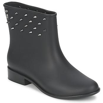 Chaussures Air max tnFemme Boots Melissa MOON DUST SPIKE Noir