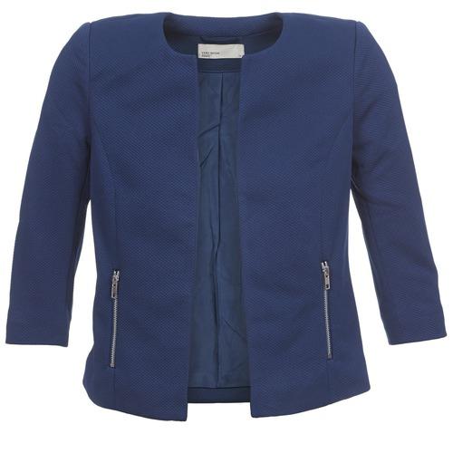 Vêtements Femme Vestes / Blazers Vero Moda JANNI Marine