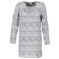 Vêtements Femme Robes courtes Vero Moda COOLI Noir / Blanc
