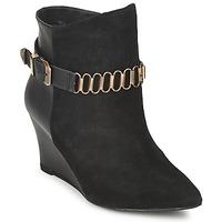 Chaussures Femme Bottines Pastelle ALINE NOIR