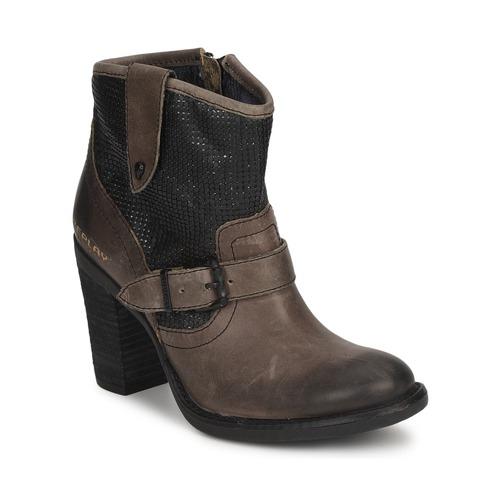 Chaussures Femme Bottines Replay GENIE BLACK