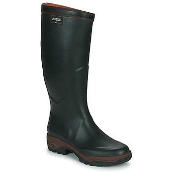Chaussures Air max tnHomme Bottes de pluie Aigle PARCOURS 2 Vert