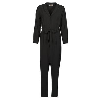 Vêtements Femme Combinaisons / Salopettes Moony Mood  Noir