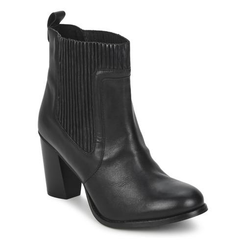 Chaussures Femme Bottines Dune London NATTIES BLACK